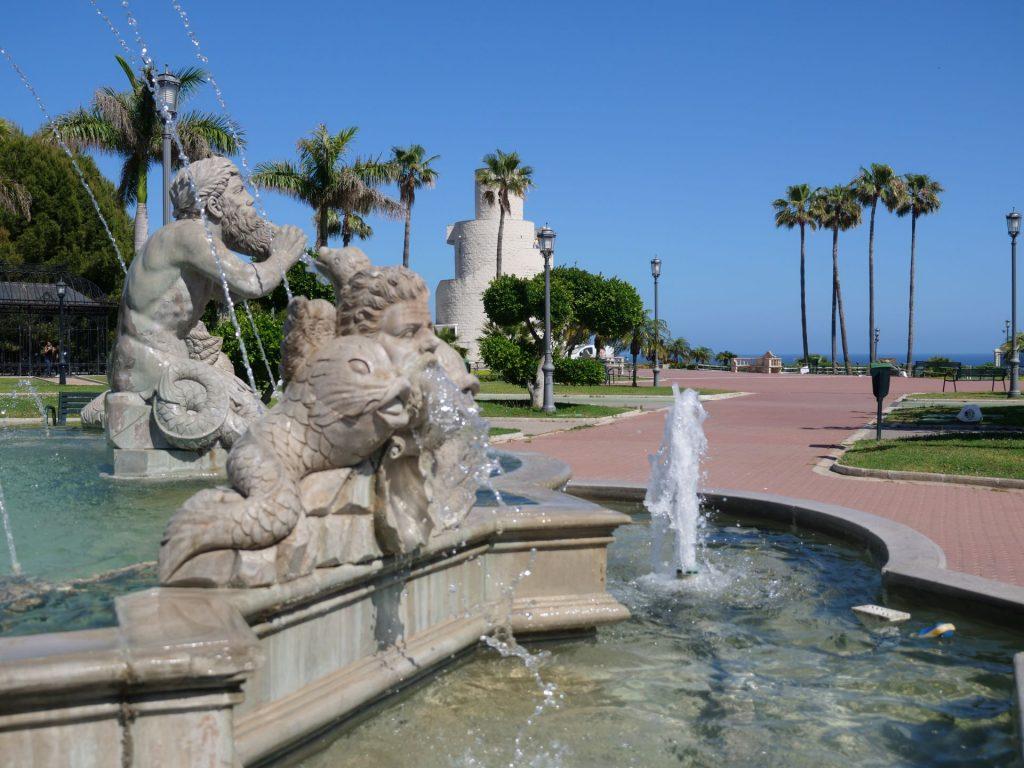 Torremolinos park miejski