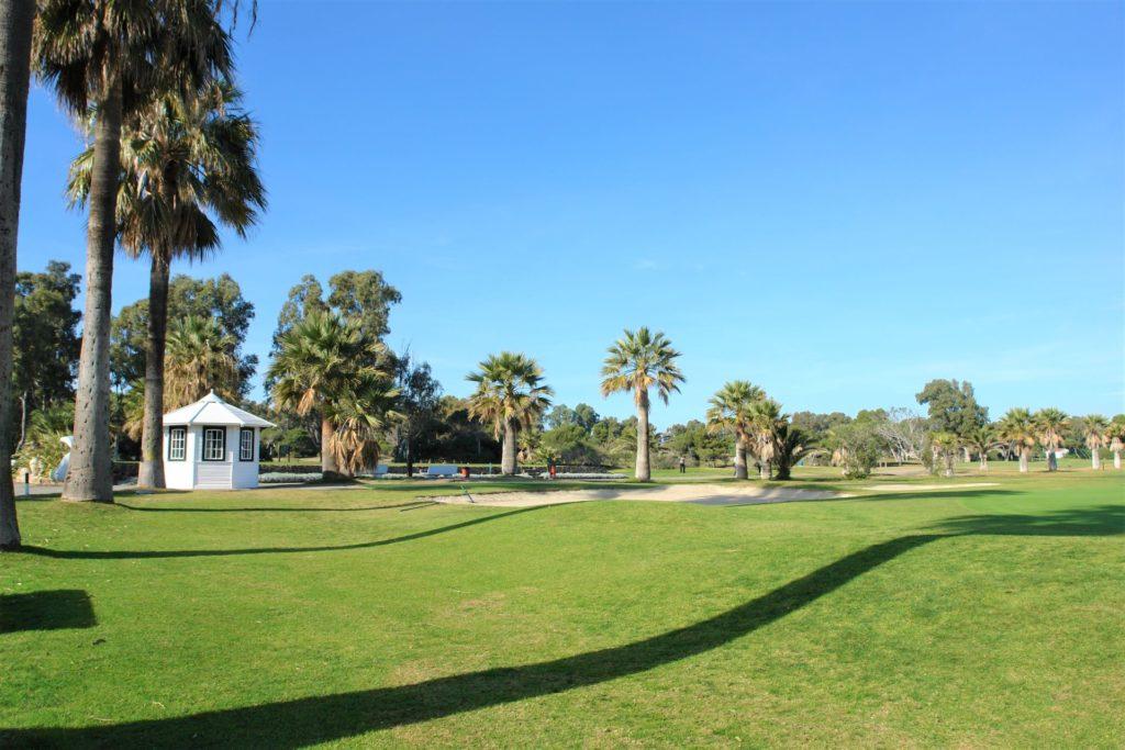 pola golfowe Torremolinos Costa del Sol