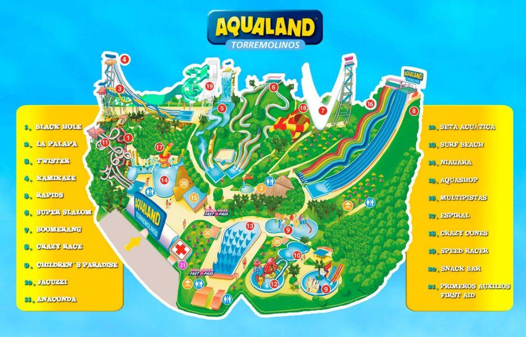 torremolinos park wodny