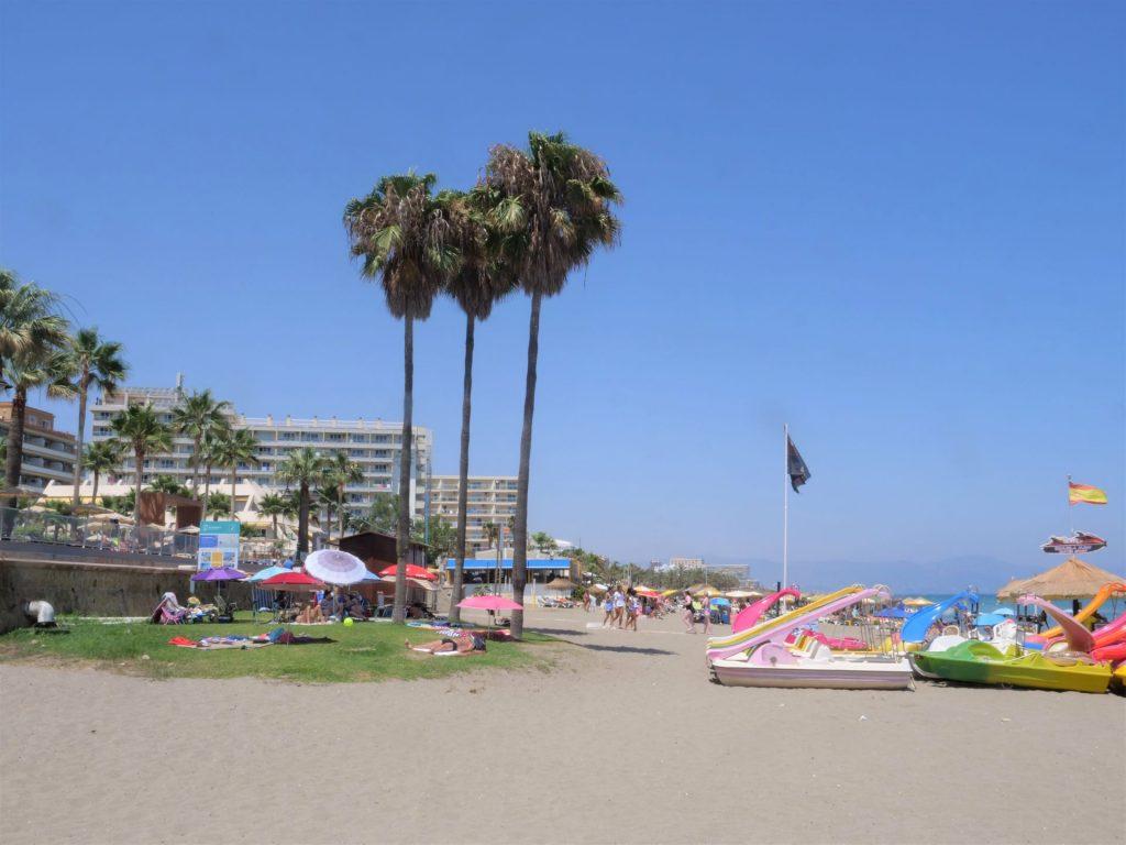 torremolinos plaze