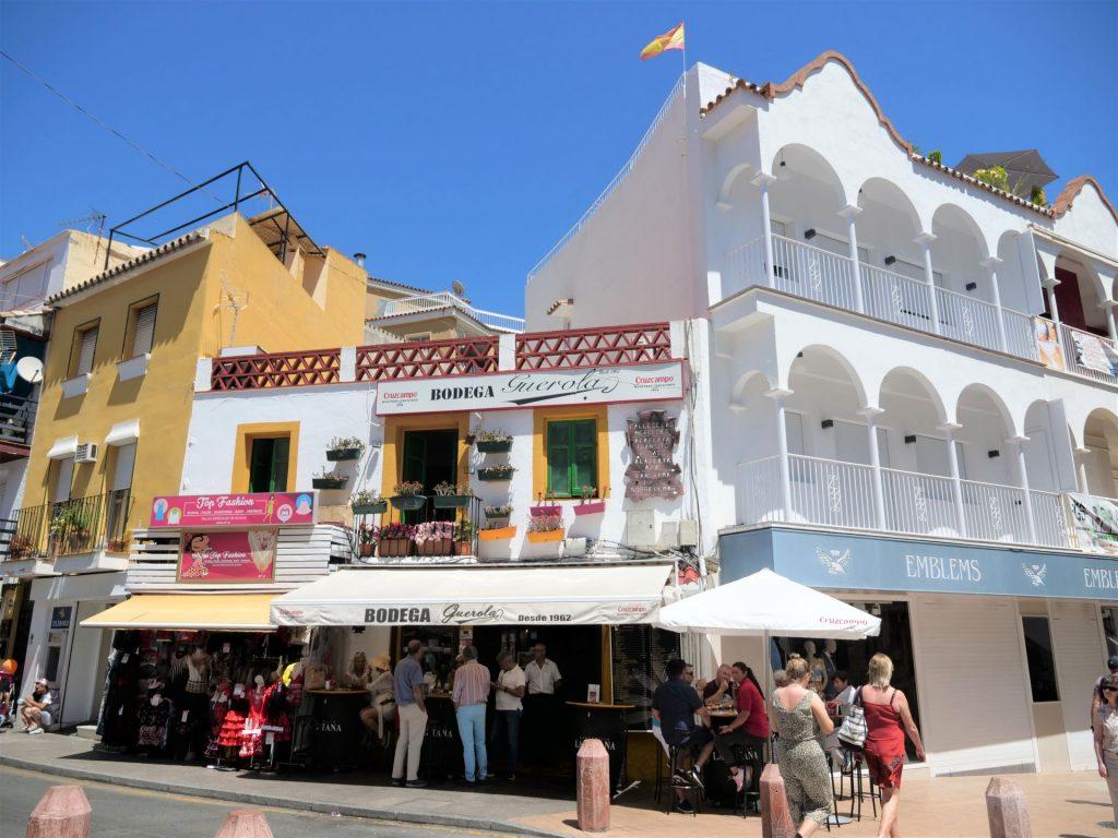 Torremolinos restauracje