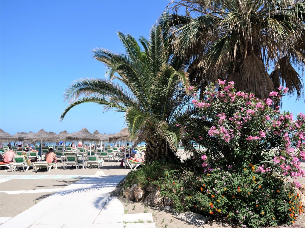 Torremolinos plaże