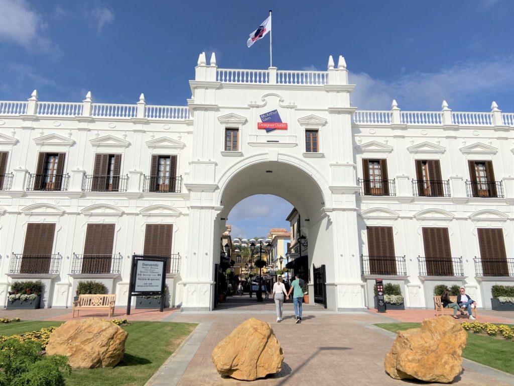 Malaga centrum handlowe