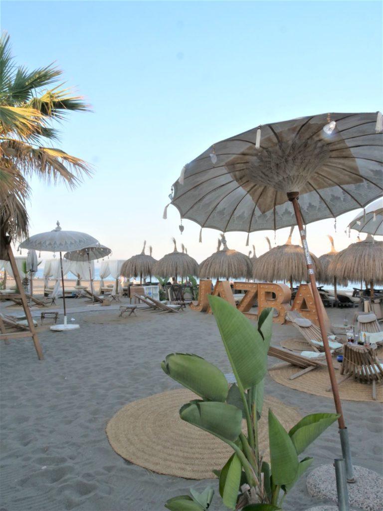 restauracje i beach bary w Torremolinos