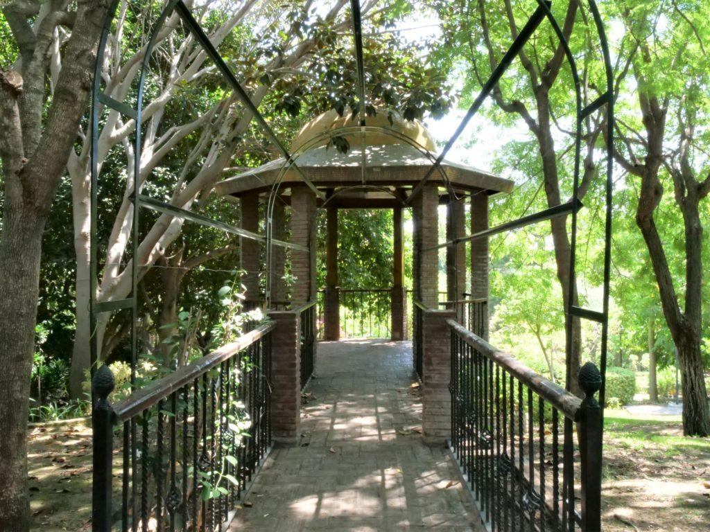 torremolinos ogród botoaniczny