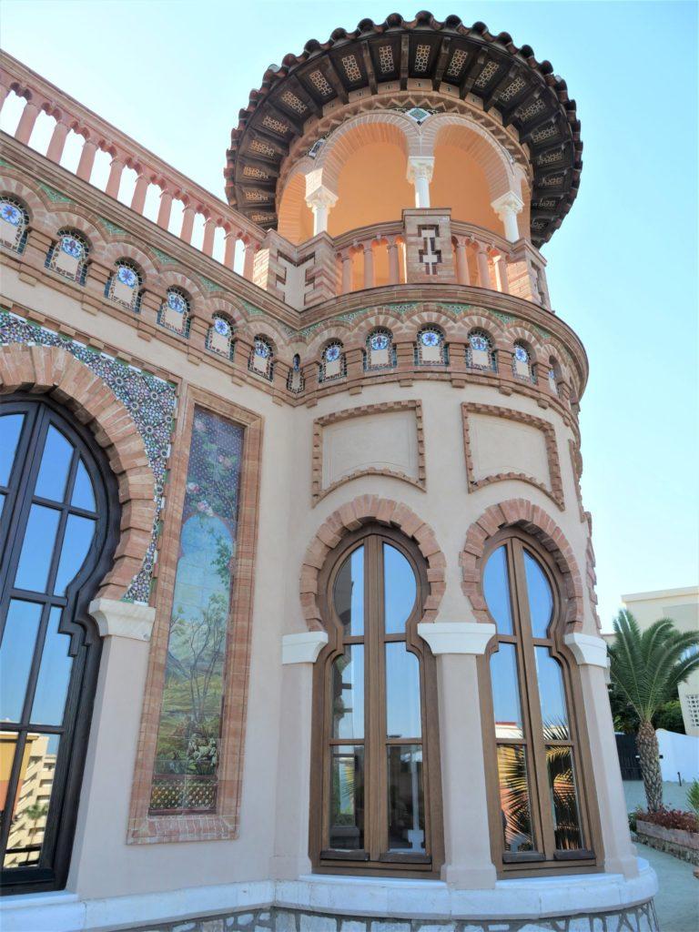 Torremolinos pałac