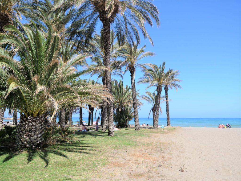 Costa del Sol plaże